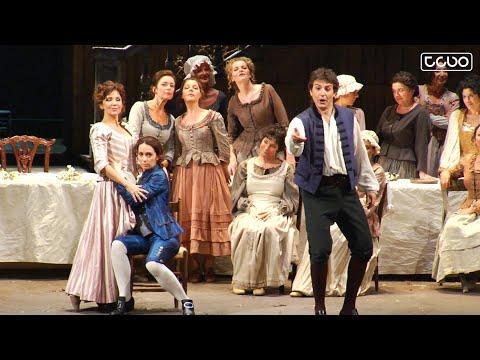 Le nozze di Figaro - di W.A.Mozart - Direttore Michele Mariotti - Regia di Mario Martone