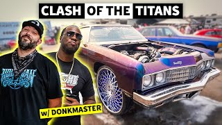FAST Donks and Wild Times in Sacramento: We go to Clash of the Titans