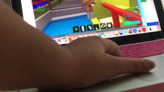 Playing ROBLOX with Robux