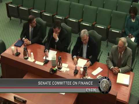 Senate Finance - SB 2: Rev. Dr. T. Randall Smith, Texas Impact - March 14, 2017