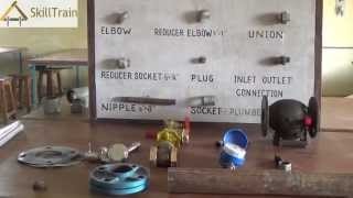 Introduction to different types of Plumbing Pipe fittings (Part-2) (Hindi) (हिन्दी)