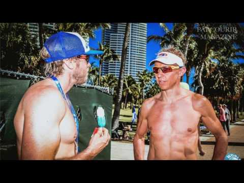 Patrick Charlebois parle des pros au World Marathon Challenge 2017