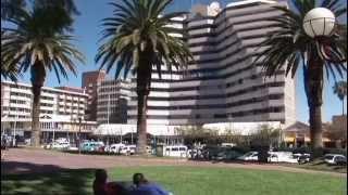 Золотой глобус 93. Намибия.