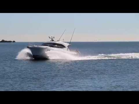 Riviera 3600SY Sports Yacht SOLD at Peter Hansen Yacht Brokers Raby Bay