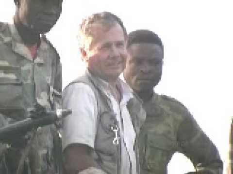 Angola Africa War - Jim Rogers Around the World Adventure
