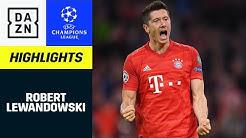 Robert Lewandowski: Alle Tore Gruppenphase | UEFA Champions League | DAZN Highlights