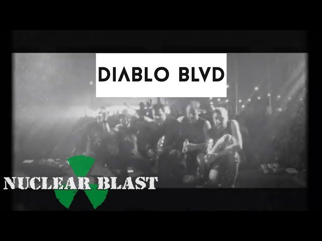 DIABLO BLVD — The Song Is Over (OFFICIAL VIDEO)