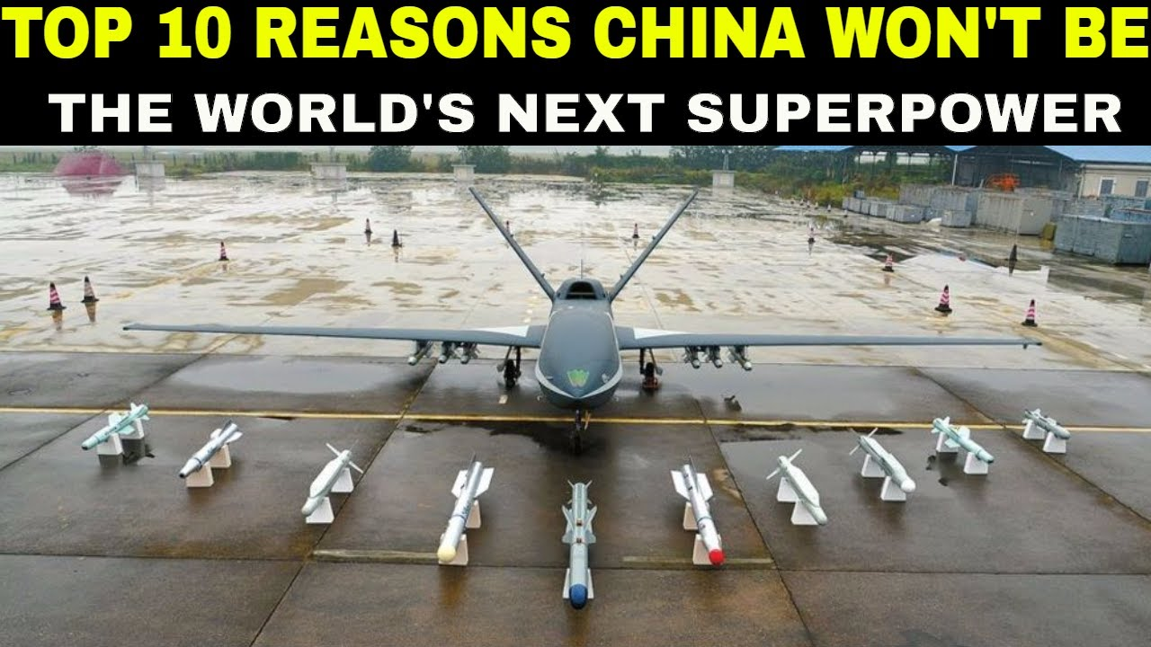 will china soon become a threatening superpower If it wants to become a superpower that can survive in a conflict with a large nation or alliance then it china as world's dominant superpower - impact on.