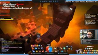 maplestory 2 last step on balrog legendary weapon quest chain