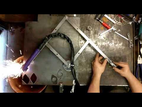 Homemade Plasma Pantograph Cutter Copymachine Copier Diy