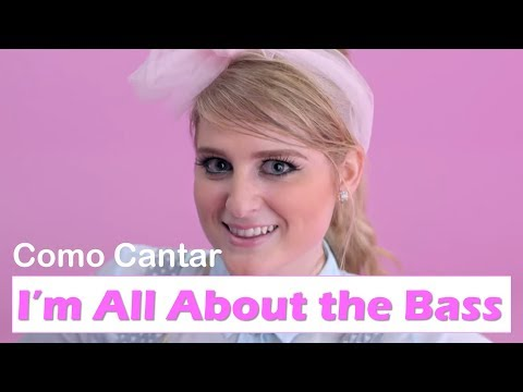 Como Cantar I'm All About That Bass - Megan Trainor [Helder Cortez]