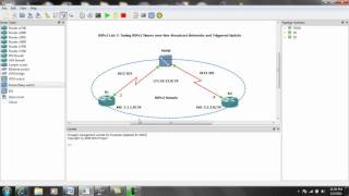 Routing Information Protocol RIPv2 Lab 7 Timers and Updates