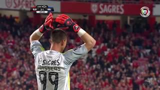 Goal   Golo Diogo Viana: Benfica 2-(1) Belenenses (Liga 18/19 #25)