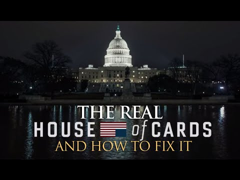 The Real House Of Cards & How To Fix It - Ron Paul & Mike Maloney