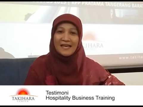 Testimoni Hospitality Business KPP Pratama Tangerang Barat - 1 takiharacenter.com