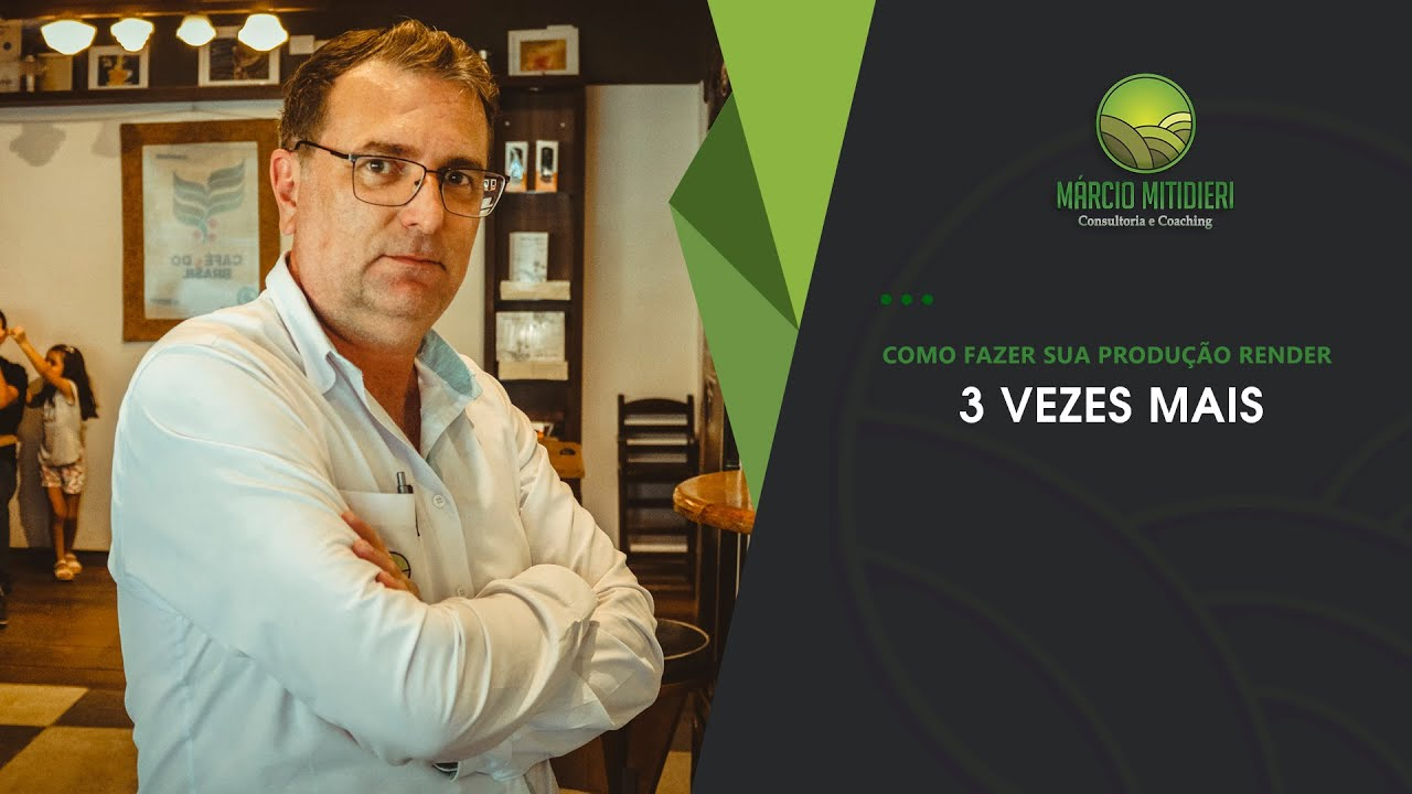 COMO FAZER SUA PRODUÇÃO ANUAL RENDER ATÉ 3 VEZES MAIS