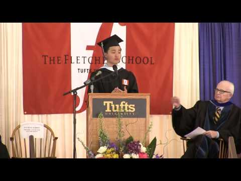 The Fletcher School: Class Day 2013 Class Address