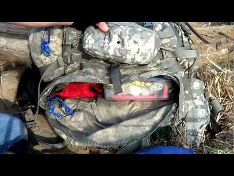ACU Molle II Large RuckSack Backpack