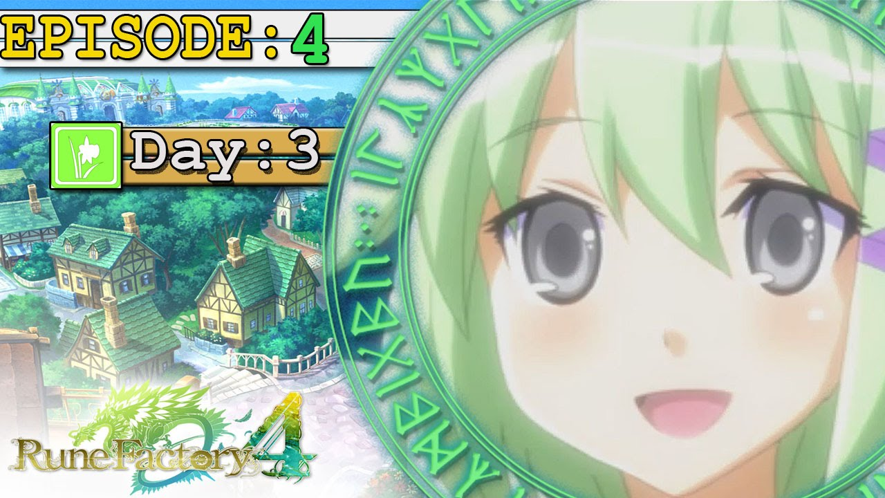 rune factory 4 sub events