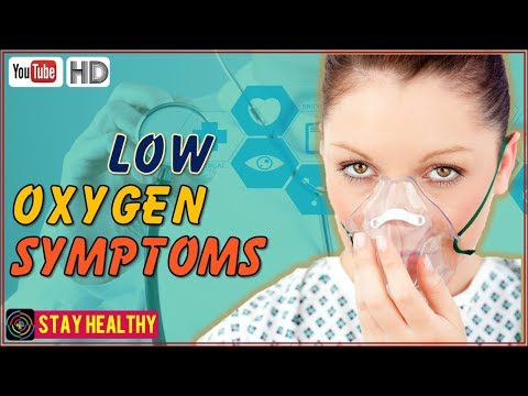Low Oxygen Symptoms: 5 Signs You May Not Be Getting Enough Oxygen