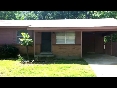 10008 Bradley Dr., Little Rock AR 72209 - Nice, affordable, updated 3br 1ba off Chicot Rd.
