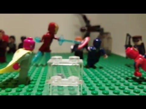 Первый мститель: Противостояние - второй трейлер (16+)