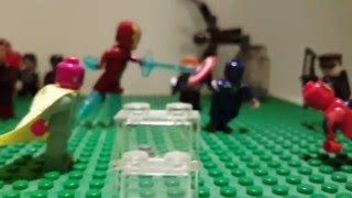 Первый мститель: Противостояние / Captain America: Civil War... Моя самоделка на новый фильм