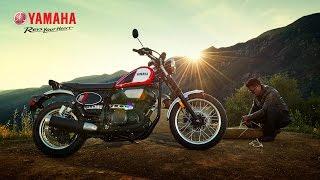The New Yamaha SCR950 Scrambler