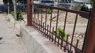 ст. Гостагаевская. Сменили старый забор на новый(, 2019-01-08T07:35:27.000Z)