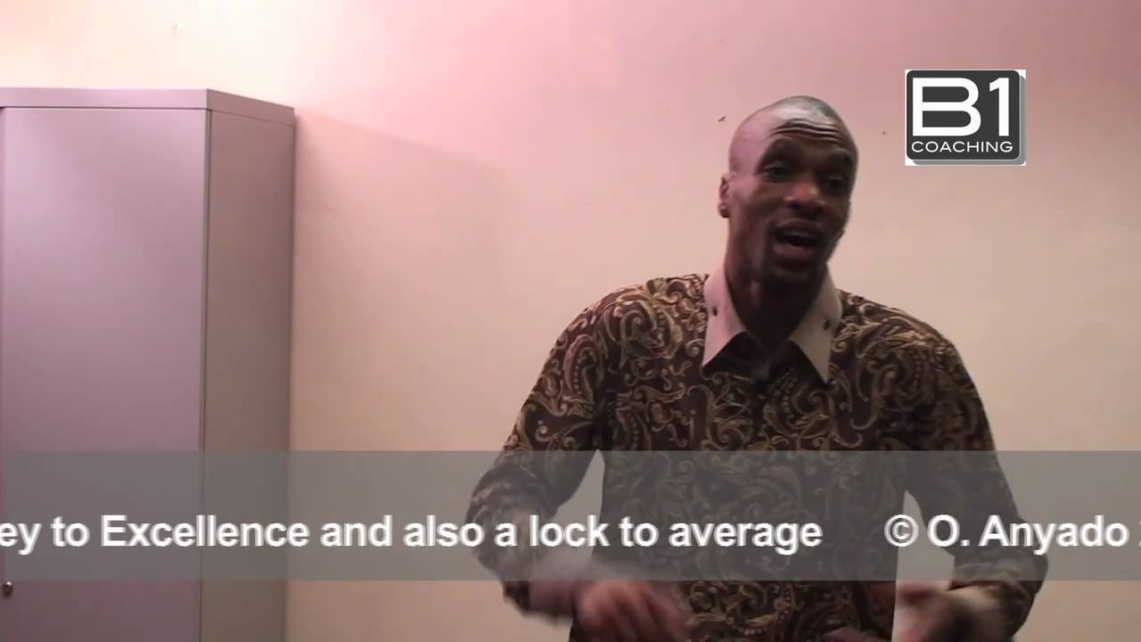 Onyi Anyado/B1 COACHING presents YOUR TIME IS NOW: Monthly Life Coaching workshops 25/1/11 Part 3.