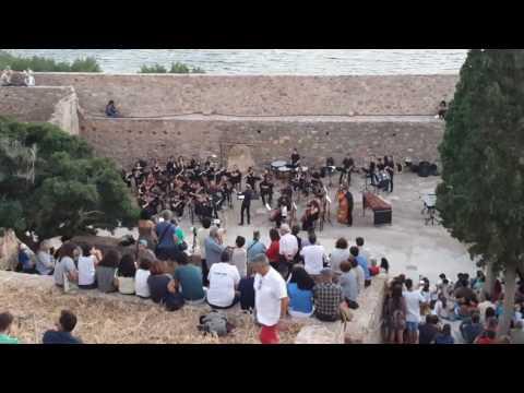 Συναυλία της Συμφωνικής Ορχήστρας Ηρακλείου στη Σπιναλόγκα