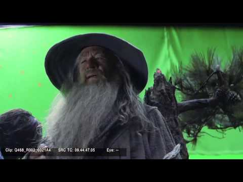 The Hobbit: An Unexpected Journey Extended Edition - Ian McKellen & Andy Serkis featurette