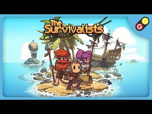 The Survivalists - Test-Découverte [FR]