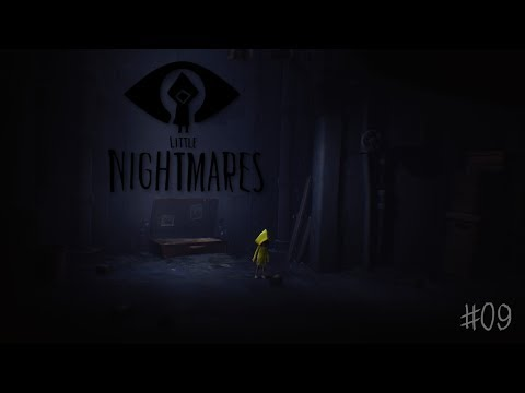 Little Nightmares Walkthrough - Episode 09 - Gameplay - Let's Play - PC•720p•60fps