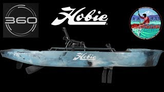 First Look: Hobie Pro Angler with Mirage 360