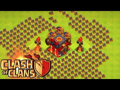 Clash of Clans - NO LOSING!