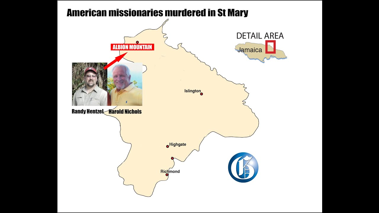 Commissioner No Leads Into Murder Of Us Missionaries In Jamaica