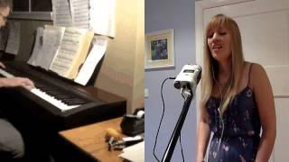 Lara and Kyle perform 'Realm of Secrets', a Kyle Landry original