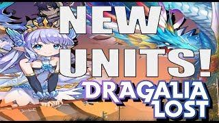 Dragalia Lost: Lily/Leviathan/Raids OH MY!!!