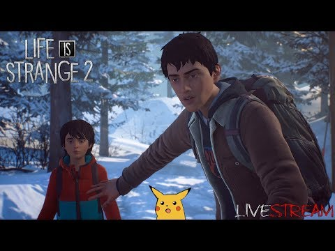 LEARNING TO CONTROL MY PSYCHIC POWERS! || Life Is Strange 2 Episode  2 thumbnail
