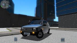 City Car Driving 1.5.0 KamAZ-1111 Oka [Logitech G27]