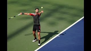 Sam Querrey vs. Juan Ignacio Londero | US Open 2019 R1 Highlights