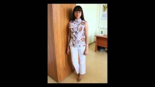 видео С чем носить женские белые брюки?