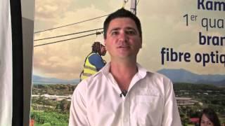 [NCTV] Pré-lancement de la fibre optique en NC
