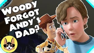 Why Doesn't Woody Remember Andy's Dad?  |  Toy Story Theory