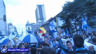 Cumpleaños 67 De Millonarios Blue Rain HD