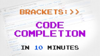 Brackets Code Completion