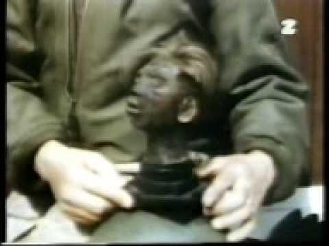 niemiecka fabryka śmierci - Buchenwald (german factory of death)