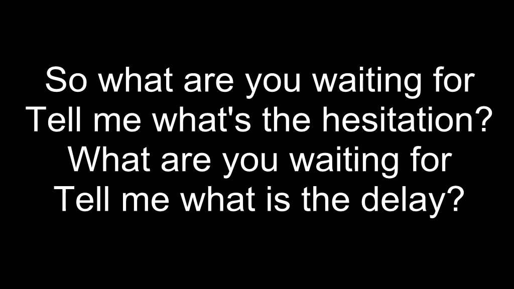 Lyric don t tell me what to do lyrics : Hey I Don't Know (Why Don't You Tell Me?) - KONGOS Lyrics - YouTube