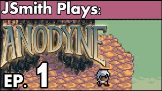 Let's Play Anodyne!